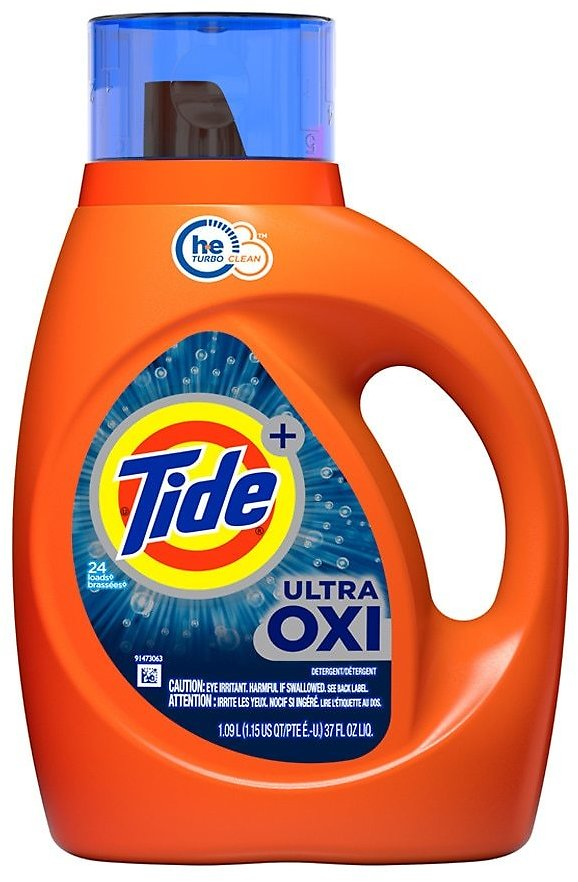 Tide 37-Oz Laundry Detergent (Mult. Options)