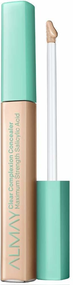 20% OFF   Almay Clear Complexion Concealer, Matte Finish with Salicylic Acid and Aloe