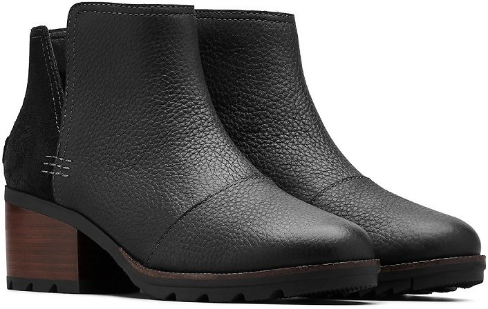 Sorel   Cate Cutout Leather Boot   Nordstrom Rack