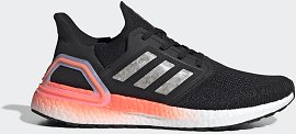 Adidas Men's ULTRABOOST 20 SHOES + Free Shipping