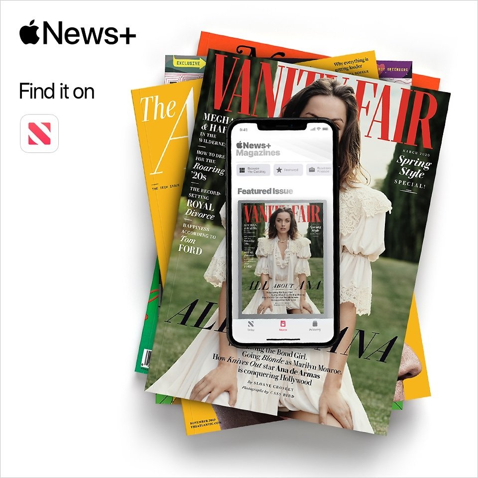 Free 4-Months Apple News+ (New Subscribers)