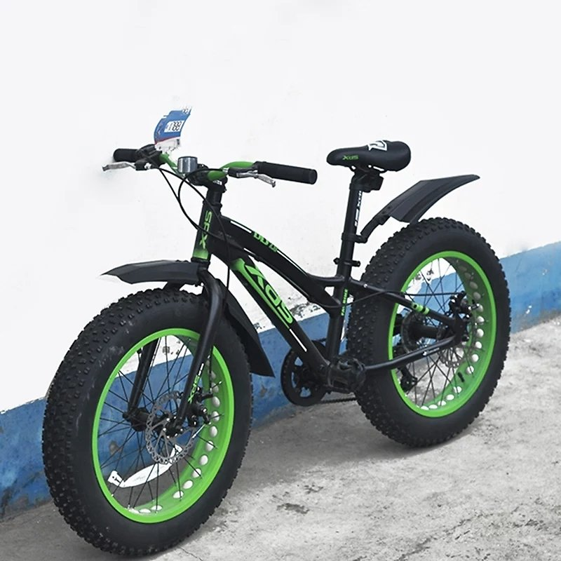 US $8.26 40%OFF   20 Inch 26inch Electric Folding Bicycle Mud Guard Snow Bicycle Mudguard Fat Bike Fender Fatbike MTB Bike Cycling Fenders Parts