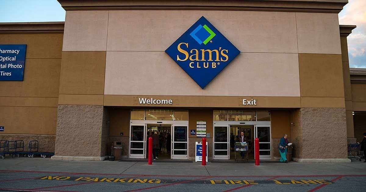 Sam's Club Just Revealed This All-New Perk for Older Shoppers