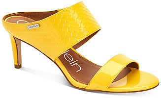 Calvin Klein Women's Cecily Dress Sandals, Created for Macy's & Reviews - Heels & Pumps - Shoes