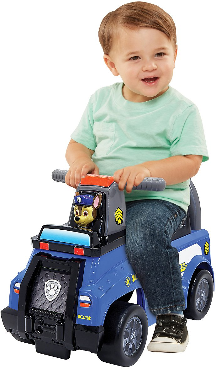 Paw Patrol Chase Police Cruiser Ride On with Sounds