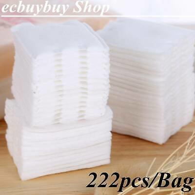 YOUSHA 222 Pcs/bag Face Clean Cotton Pads Makeup Remover Nail Art Cleaning