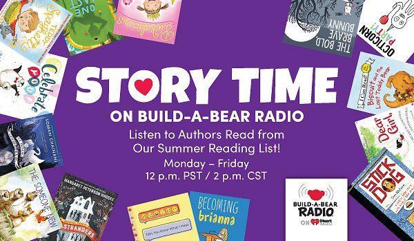 FREE Build-A-Bear Radio