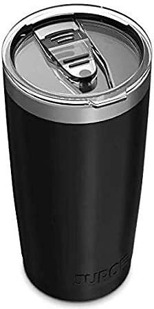 Save 60% On Travel Mug Double Wall Water Coffee Cup for Home