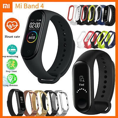 Xiaomi Mi Band 4 Music Smart Bracelet AMOLED 50M Waterproof Sport Wristband Lot