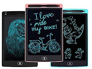 Ierkag 6.5inch LCD Electronic Drawing Board Tablet Kids Adults Grobe Handschrift Writing Painting Graffiti Tablets