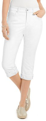 Style & Co Curvy Capri, Created for Macy's & Reviews - Jeans - Women
