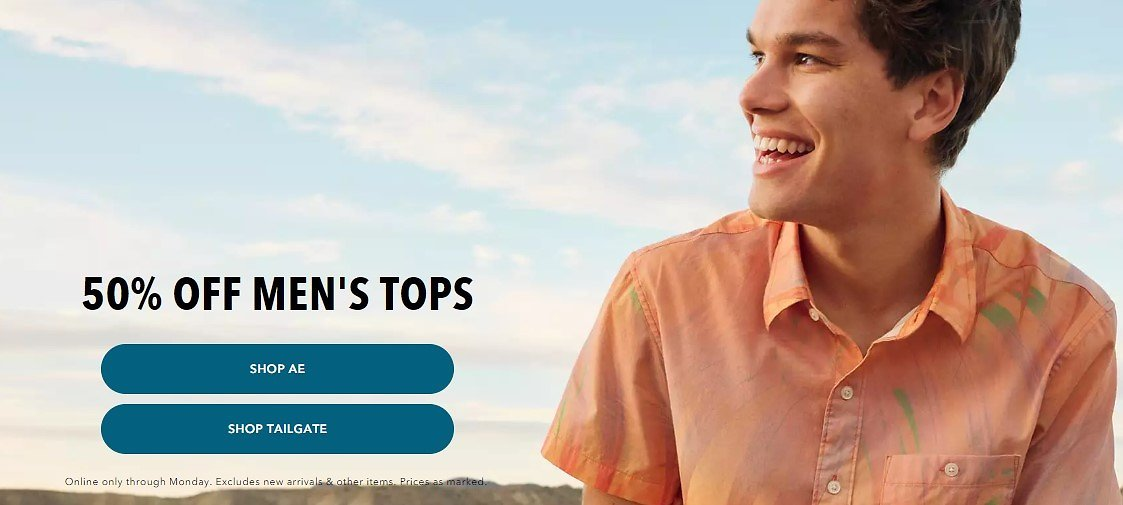 Just $24.99 Limited Time | American Eagle