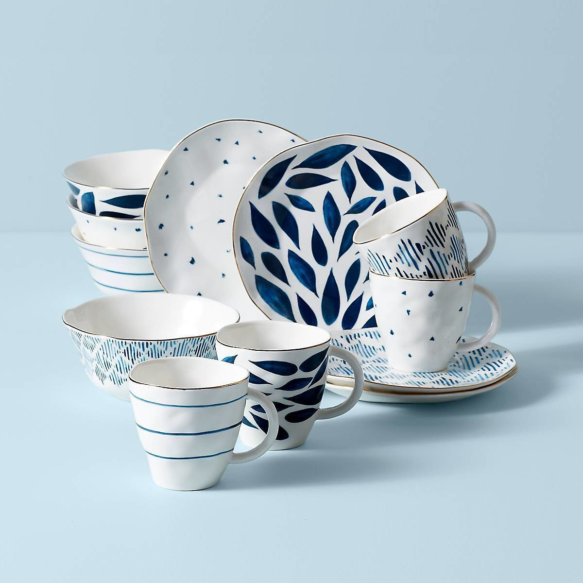 Blue Bay™ 12-piece Dessert Set