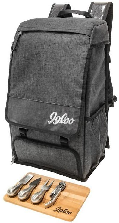 Igloo Backpack Daytripper Cooler with Packins