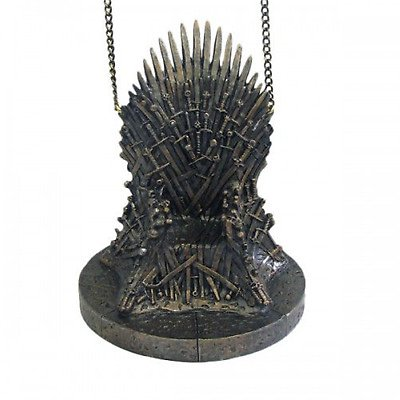 Iron Throne Ornament Game Of Thrones Westeros Hanging Christmas Replica 86131310980