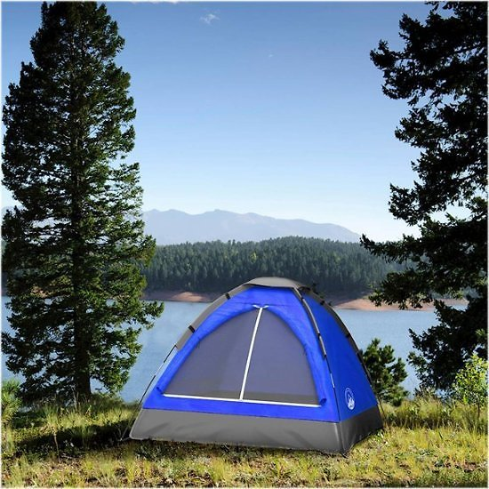 Today Only! Wakeman TradeMark Two Person Tent