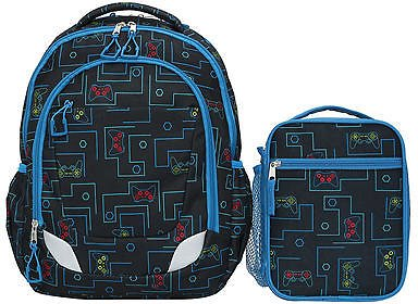 2-Pc Crckt Youth Backpack Set w/ Lunch Kit