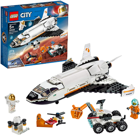 LEGO City Space Mars Research Space Shuttle Building Kit