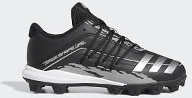 Adidas Afterburner 6.0 Molded Speed Trap Cleats - Black | Adidas US