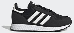 Adidas Forest Grove Shoes - Black | Adidas US