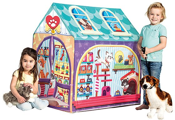 Pavlov'z Toyz Micasa Pet Shop House Play Tent