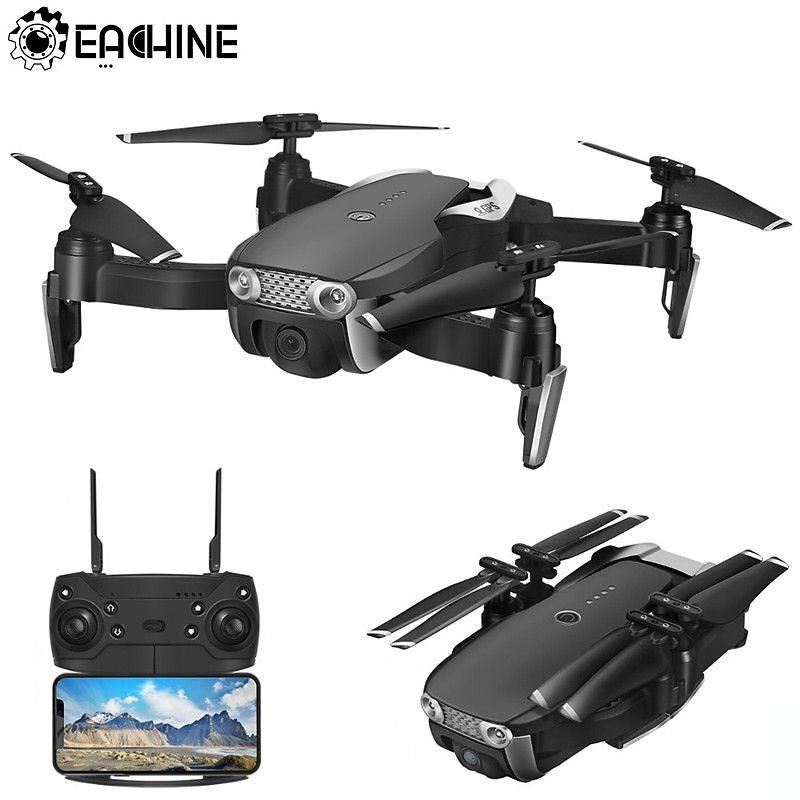 59% OFF $76.25 |Eachine E511S GPS Dynamic Follow WIFI FPV Video With 5G 1080P Camera RC Drone Quadcopter Helicopter