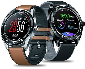 Zeblaze NEO 1.3inch Full-round Touch Screen Blood Pressure Heart Rate Monitor
