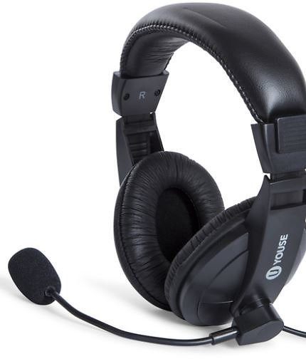 Gaming Headset with Boom Mic | Five Below