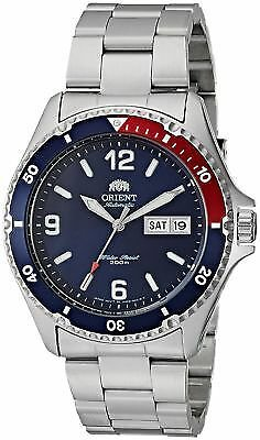Orient Men's 'Mako II' Japanese Automatic Stainless Steel Casual Watch, Color... 810459024959