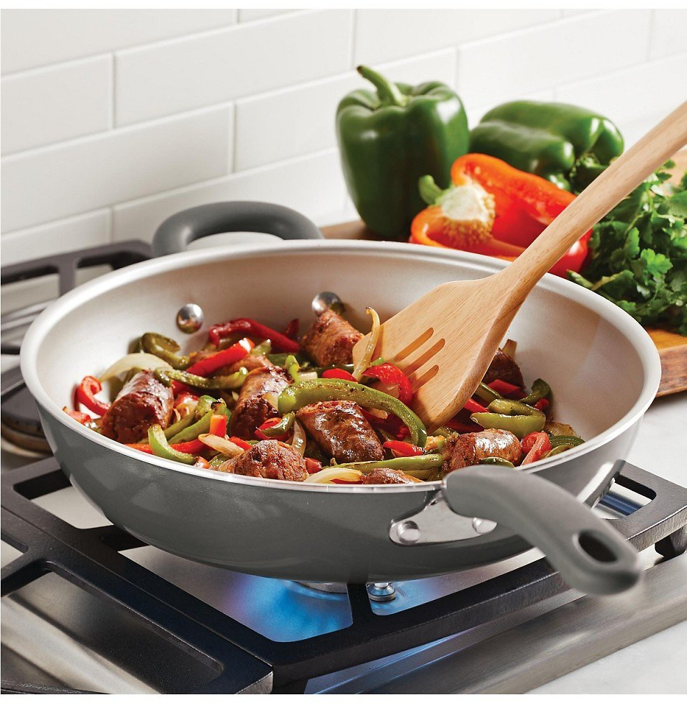 Ends Today! Create Delicious Aluminum Nonstick 12.5