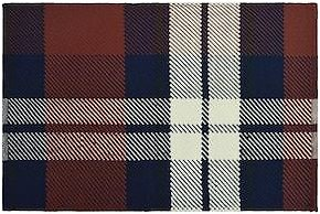 SONOMA Goods for Life® Large Plaid Woven Area and Throw Rug | Kohls