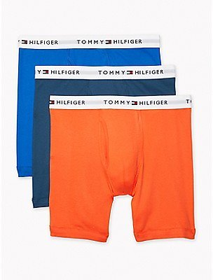 Cotton Classics Boxer Brief 3PK | Tommy Hilfiger