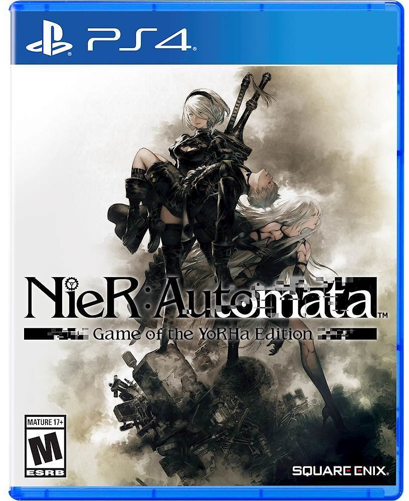 Nier: Automata Game of The YoRHa Edition PlayStation 4 92222