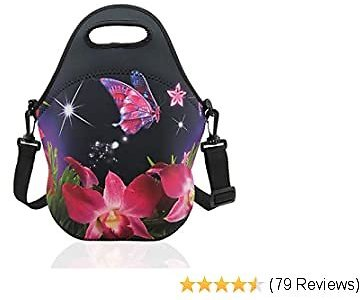 Insulated Lunch Cooler Tote Bag