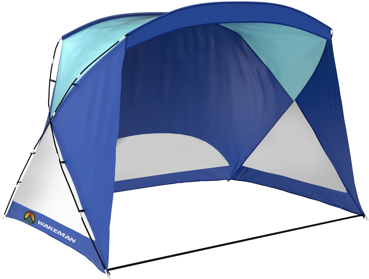 Beach Tent / Sun Shelter with UV Protection and Water Resistant Coating