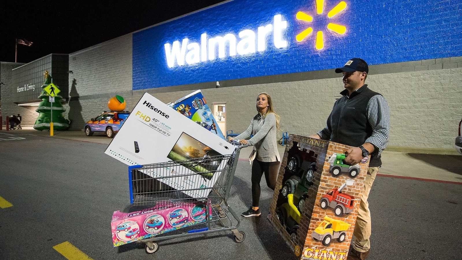 'Holiday Shopping Will Be Different': Walmart Says It Will Keep Stores Closed This Thanksgiving