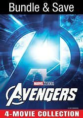 Avengers 4-Movie Collection (Bundle)