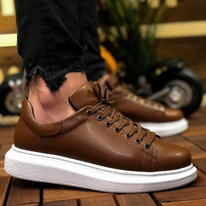 US $53.55 55% OFF Chekich Sneakers For Men Sneakers Casual Comfortable Flexible Fashion Leather Wedding Orthopedic Walking Shoe Sport Shoes For Men Women Unisex Comfort Lightweight Sneakers Running Shoes Breathable Zapatos Hombre CH257 Men's...