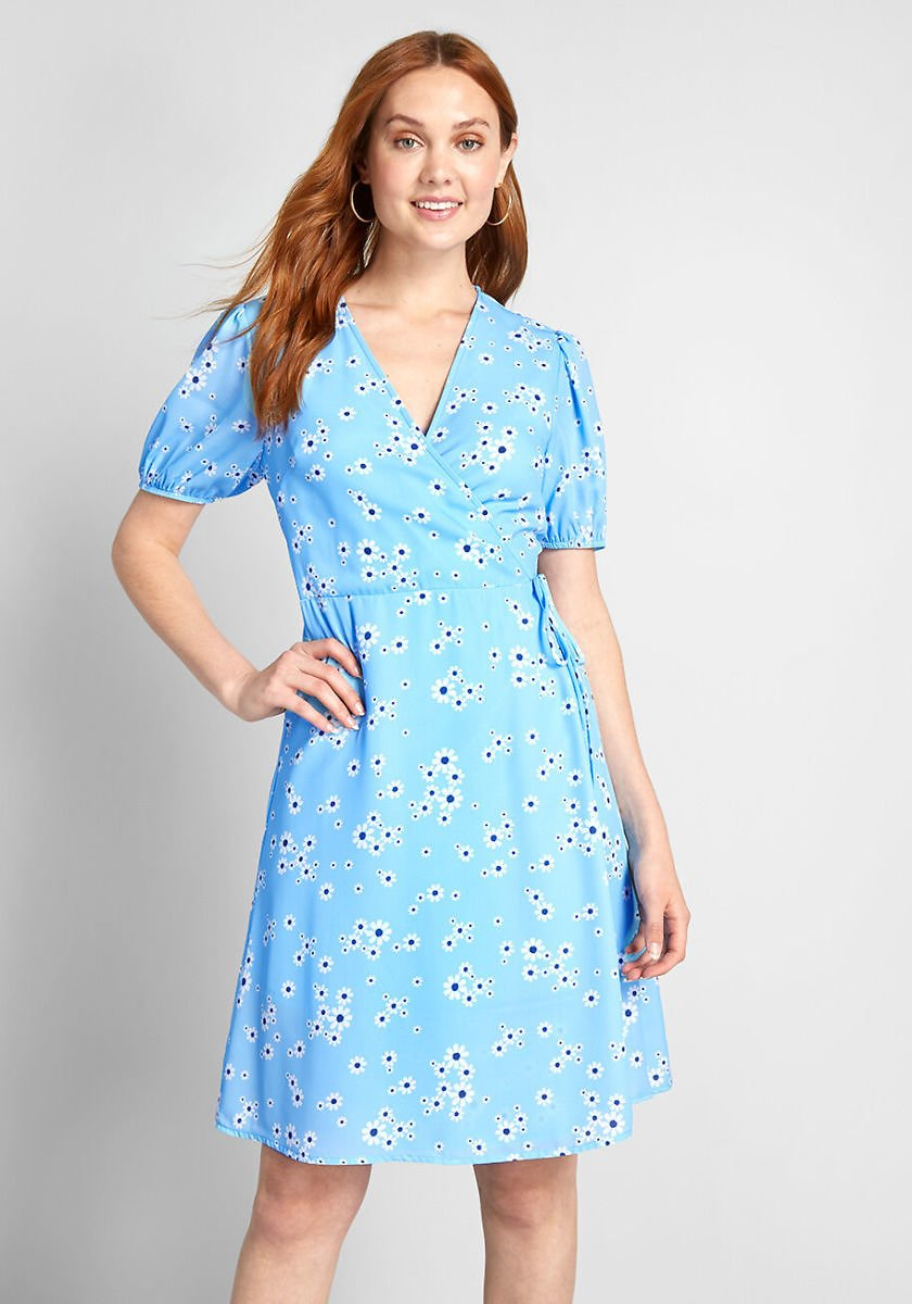 One of Those Daisies Midi Dress