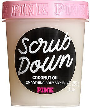 SMOOTHING BODY SCRUB WITH COCONUT OIL