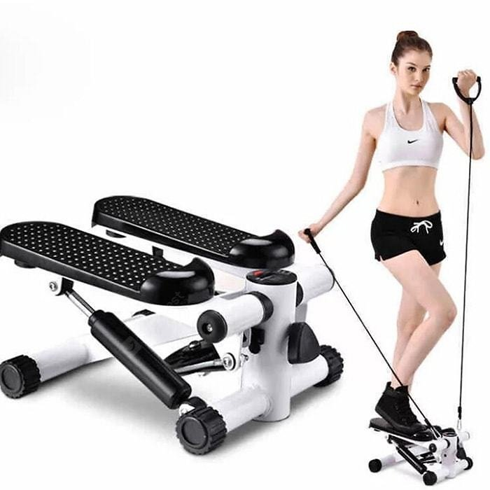 Mini Home Multi-functional Treadmill Black Large Fitness Equipment Sale, Price & Reviews | Gearbest
