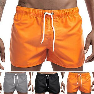 Men's Fitness Sports Shorts Football Pants Fitness Gym Workout Training Running