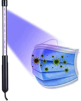 *75% OFF* Portable UV Disinfection Lamp/Wand