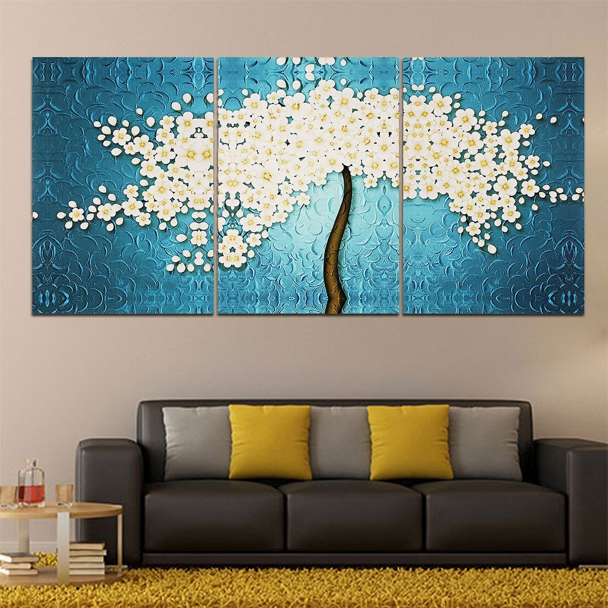 HD Large Money Tree Canvas Print Wall Art Painting Picture NO Frame 40*60cm