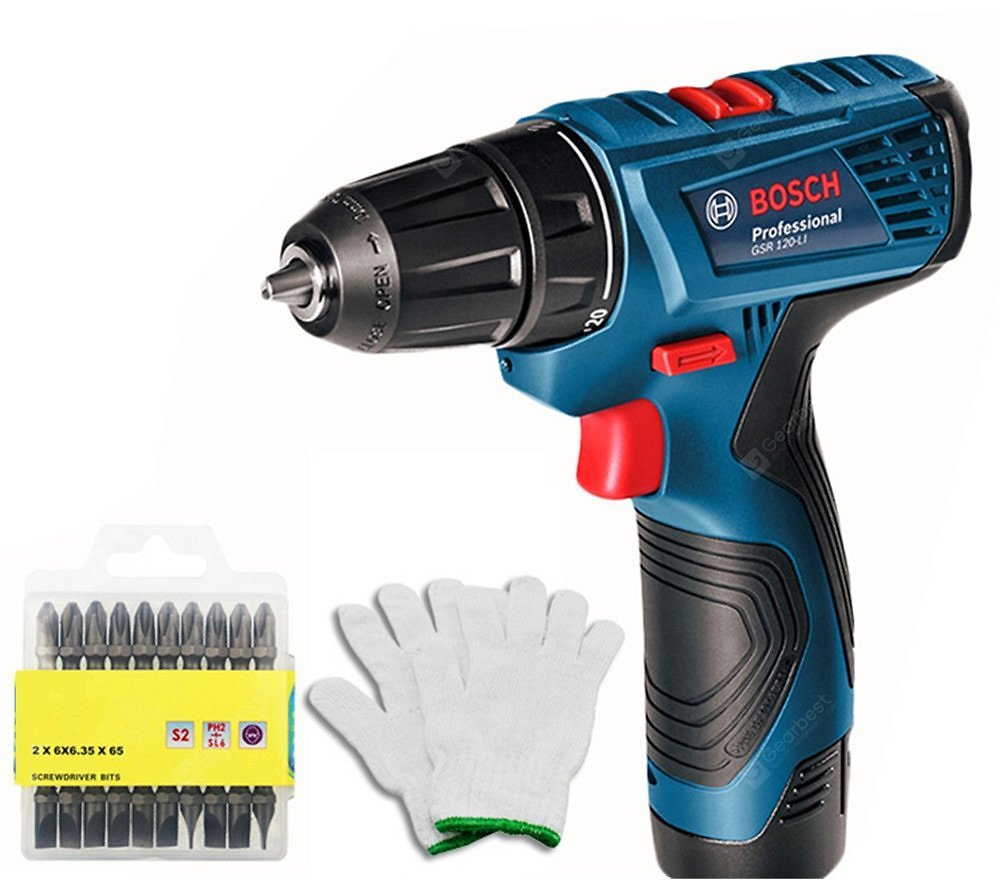 BOSCH Electric Drill Sea Turtle Green Power Drill Sale, Price & Reviews | Gearbest