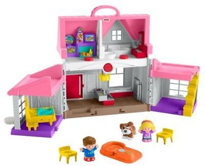 Little People Big Helpers Home | Fisher Price