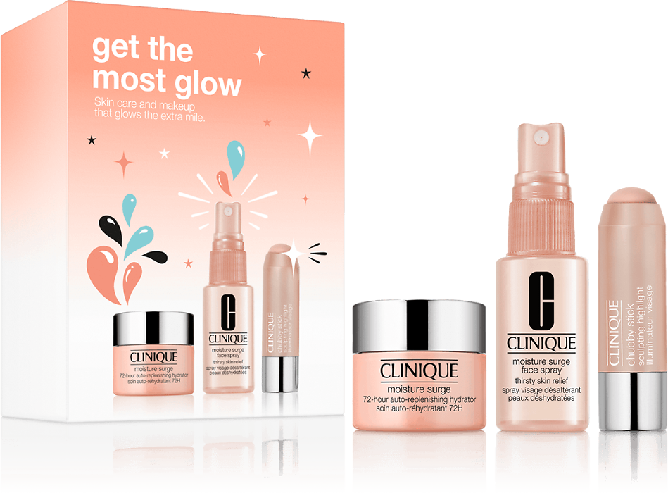 Get The Most Glow Kit