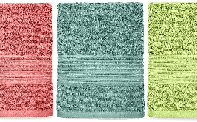 Modern. Southern. Home. Essentials Cotton Bath Towel (Mult. Colors)