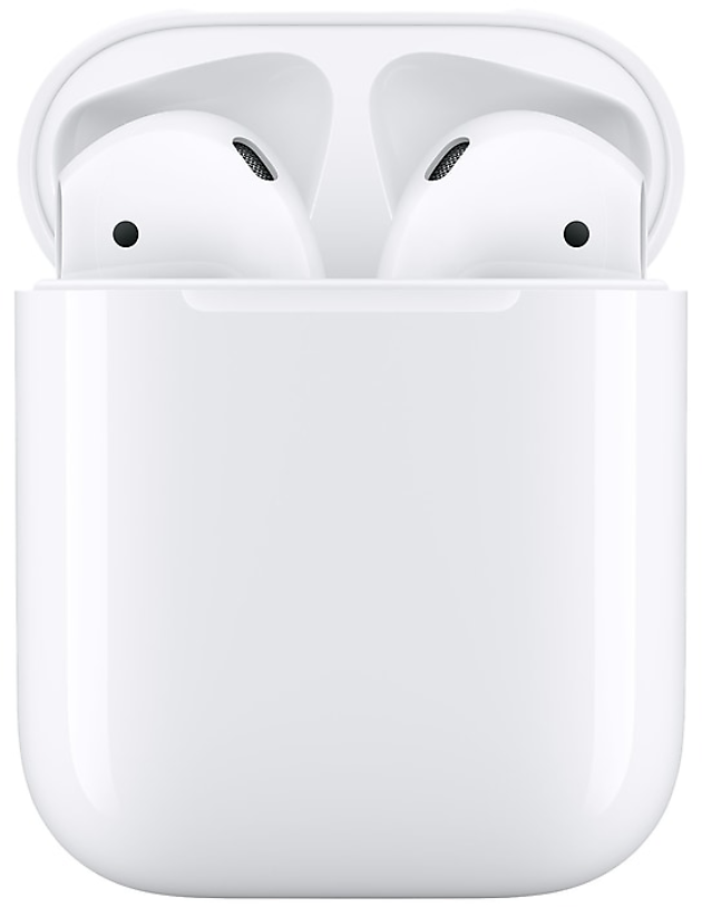 Apple AirPods 2 w/ Charging Case (Ships Free)