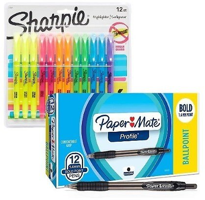 $10 Off $25 Office & School Supplies